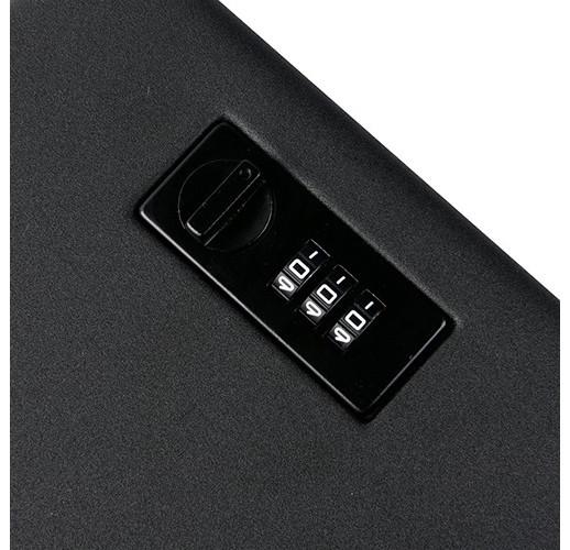 """Портативный автомобильный сейф """"Ospon 300C"""" с кодовым замком"""