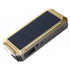 """Универсальное пуско-зарядное устройство """"SITITEK SolarStarter 18 000"""" с солнечной панелью"""