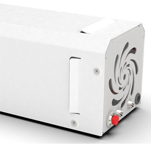 Бактерицидный рециркулятор воздуха с озоном UVC-2
