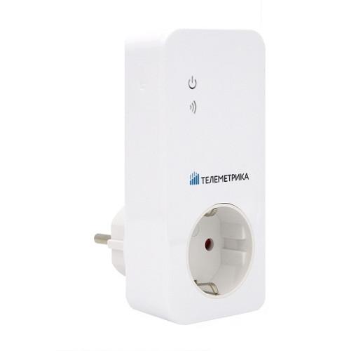 GSM Розетка Телеметрика T20 (ведомая)