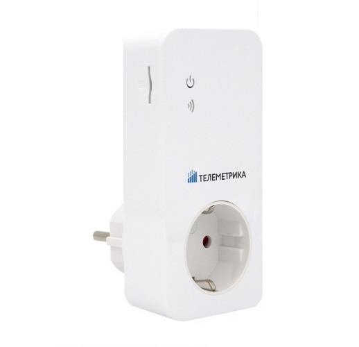 GSM Розетка Телеметрика T4