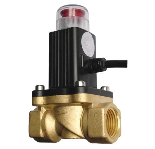 """Электромагнитный газовый клапан отсекатель Кенарь GV-80 3/4"""" (DN20)"""