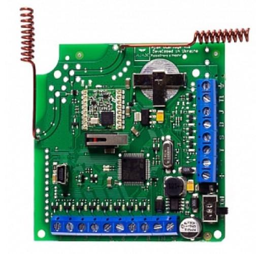 Беспроводной модуль для интеграции/подключения датчиков сторонних производителей Ajax Transmitter