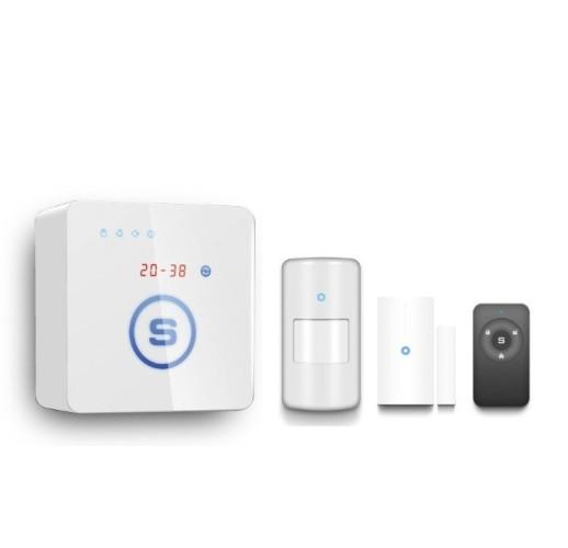 "Сигнализация Sapsan GSM Pro 5S ""Компакт"" для коттеджа, дома, дачи"