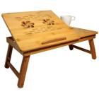 Бамбуковый столик для ноутбука SITITEK Bamboo 2