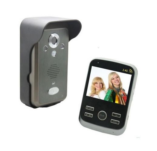 Беспроводной видеодомофон KIVOS KDB 300