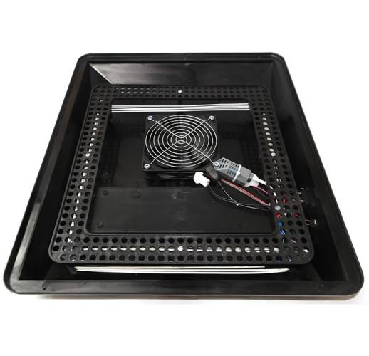 """Автоматический инкубатор """"SITITEK 64"""" с автоповоротом, универсальными лотками, термостатом и увлажнителем"""