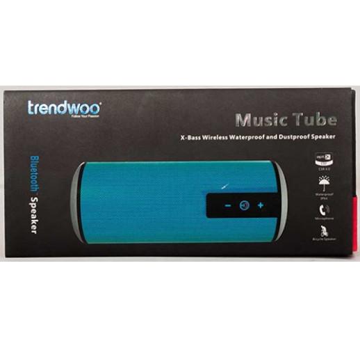 "Портативная акустика для велосипеда ""Trendwoo Music Tube X-BASS"""