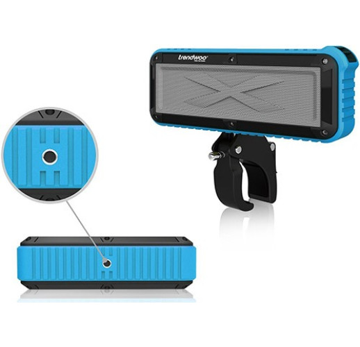 """Портативная влагозащищенная Bluetooth-колонка """"Trendwoo Rockman L"""""""