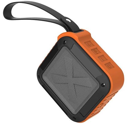 """Портативная влагозащищенная Bluetooth-колонка """"Trendwoo Rockman S"""""""