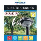 "Биоакустический отпугиватель птиц ""Weitech WK-0025"""