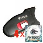 """Комплект AntiDOG """"СУПЕР"""": устройство + 4 упаковки со светошумовыми картриджами"""