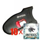 """Комплект AntiDOG """"МАКСИМУМ"""": устройство + 10 упаковок светошумовых картриджей"""