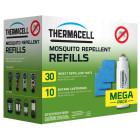 Набор запасной для отпугивателя комаров Thermacell Mega Refill