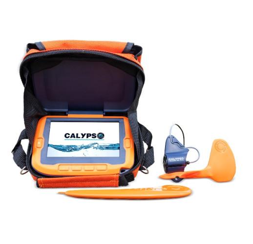 Подводная видео-камера CALYPSO UVS-03 c оригинальным груз-плавником