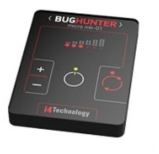 "Детектор жучков ""BugHunter Micro"""