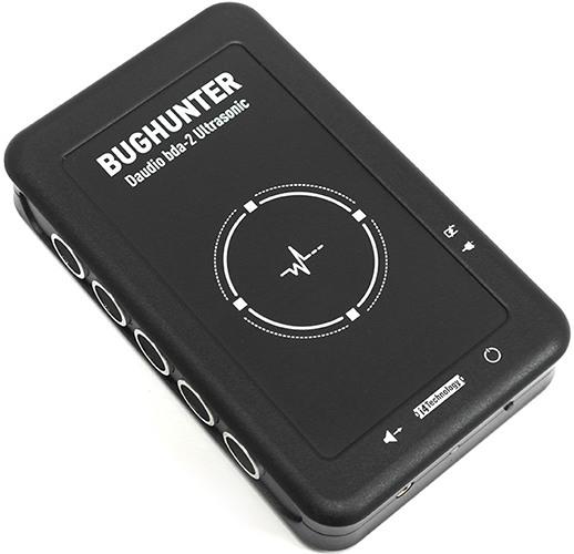 """Подавитель диктофонов, микрофонов """"BugHunter DAudio BDA-2 Ultrasonic"""""""