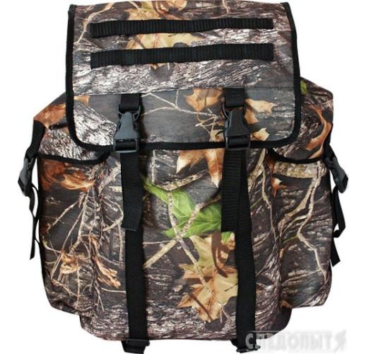 """Рюкзак """"СЛЕДОПЫТ"""" Аскер, 40 л, цвет -  темный лес, ткань - Oxford PU 600"""