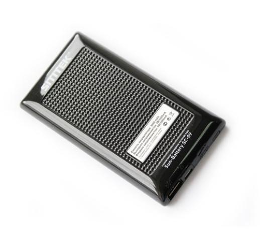 """Система автономного питания на солнечной батарее """"SITITEK Sun-Battery SC-09"""", 5000 mAh"""